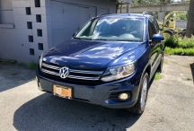 2016 VW Tiguan Special Edition 4Motion